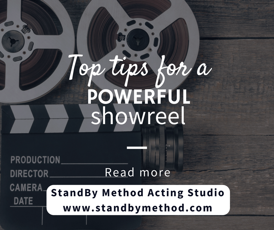 Top Tips For A Powerful Showreel