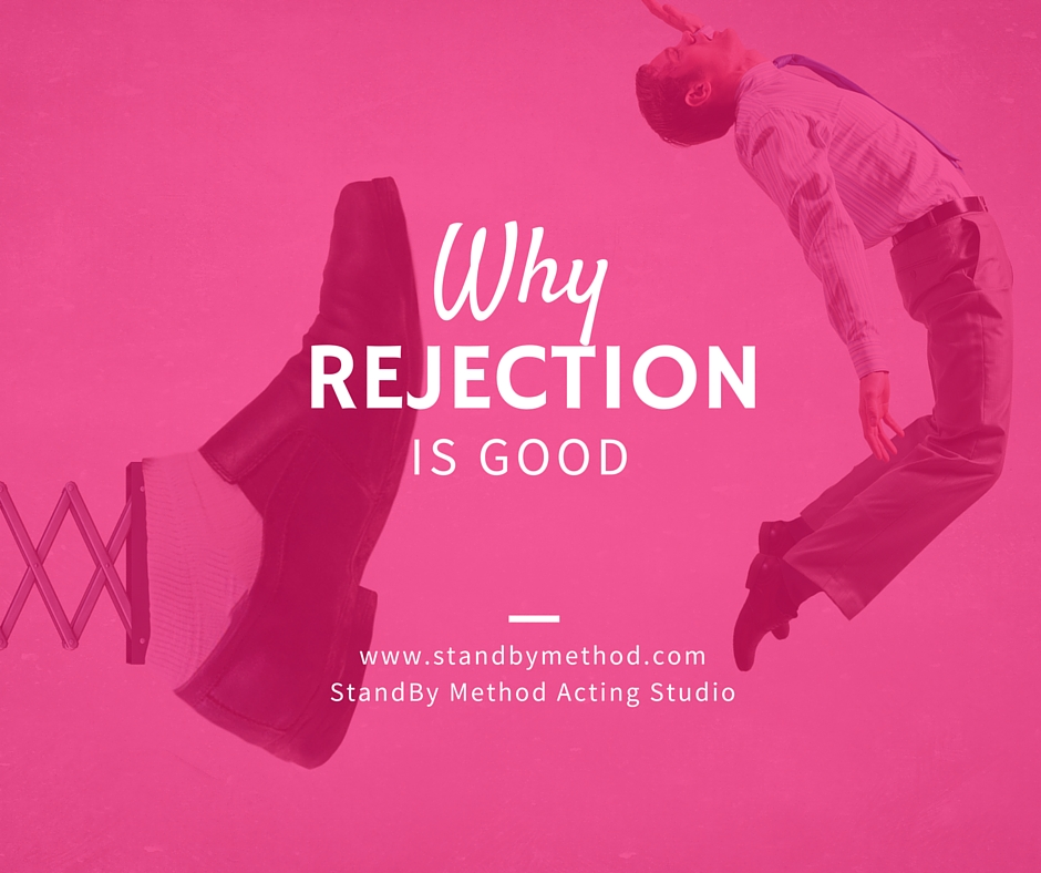 Why rejection is good
