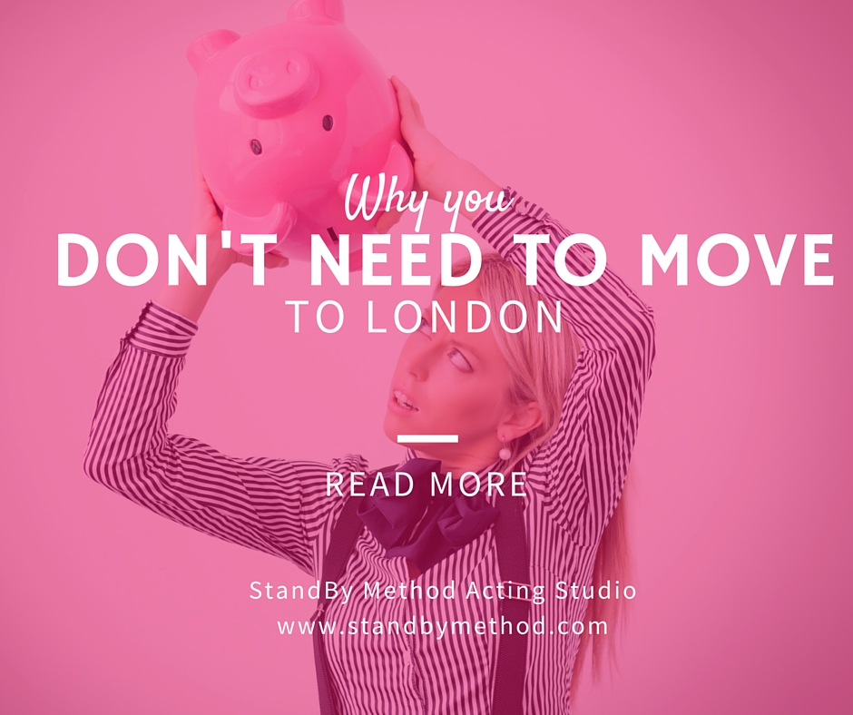 Why you don't need to move to London