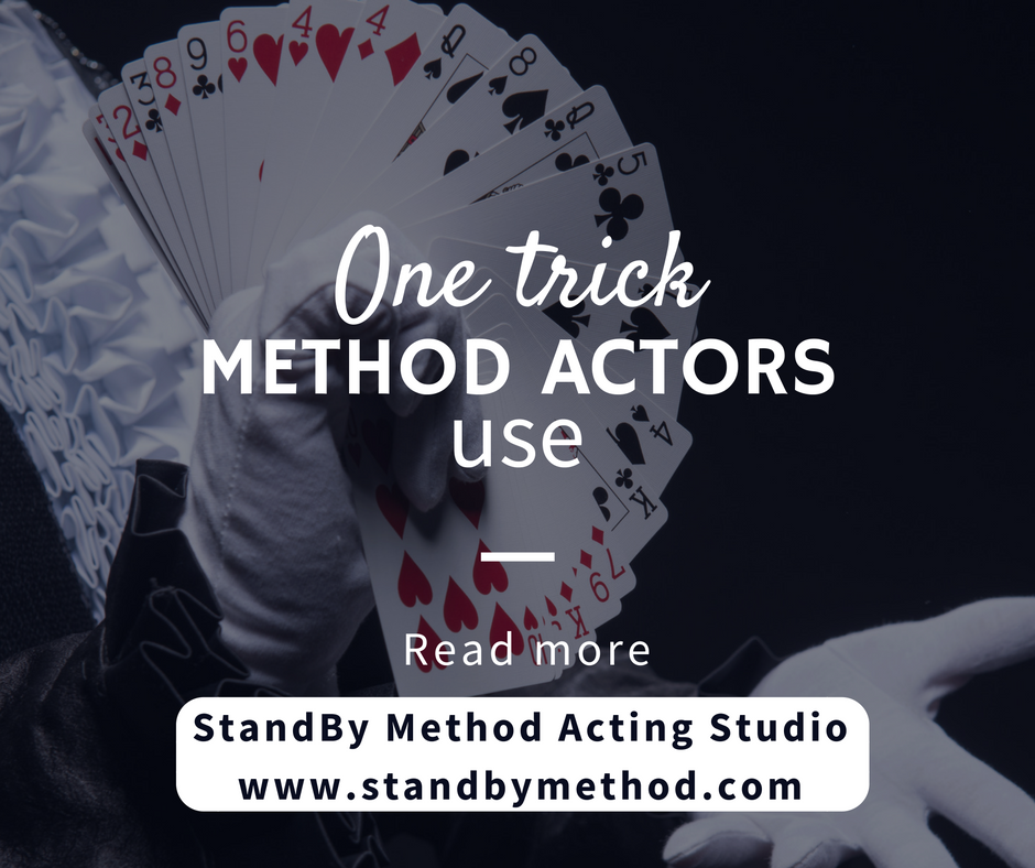 one-trick-method-actors-use