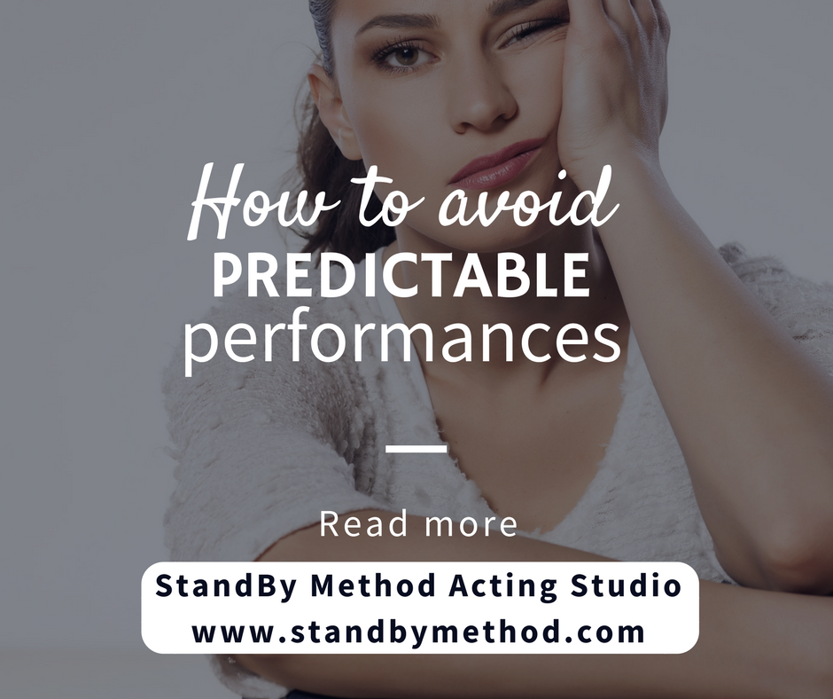 How to avoid predictable performances