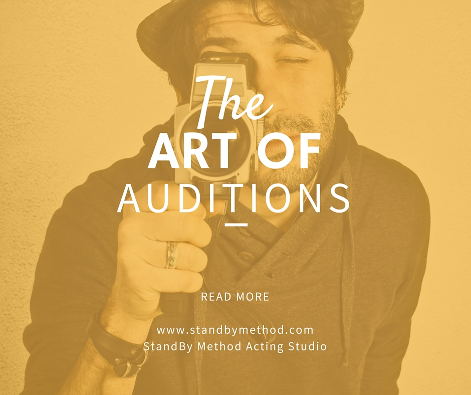The Art of Auditions