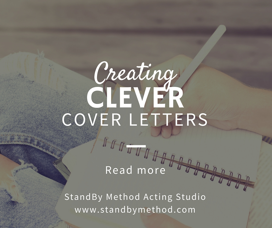 Creating clever cover letters