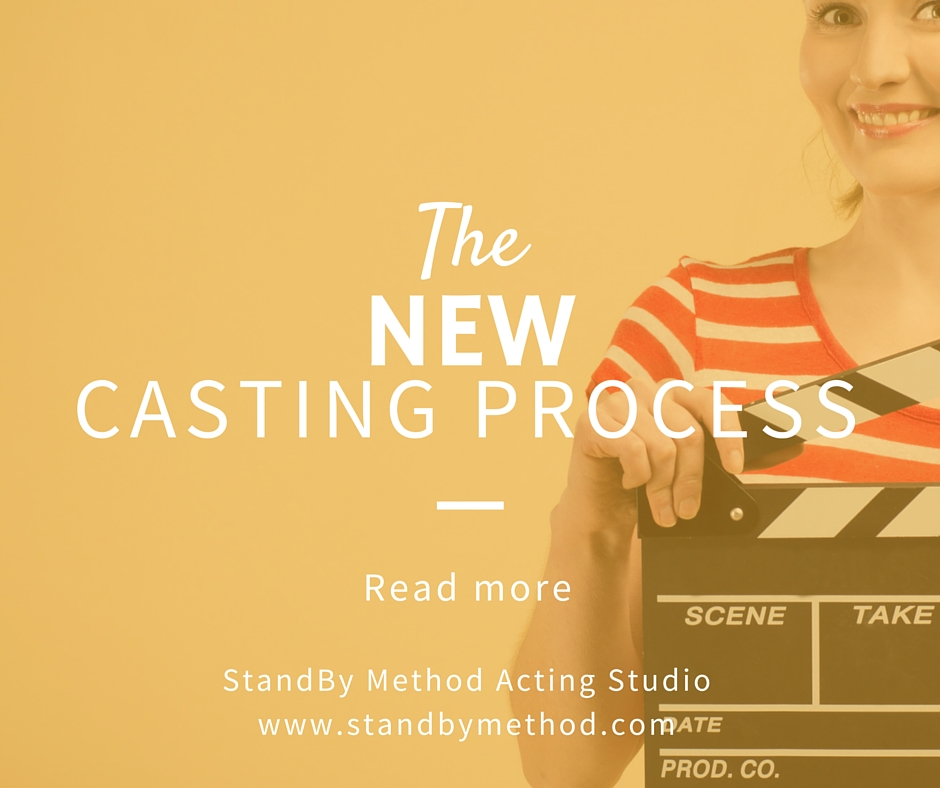 The new casting process