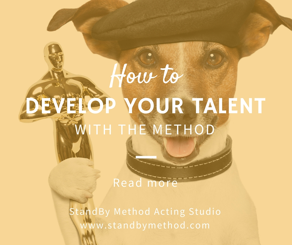 How to develop your talent using The Method