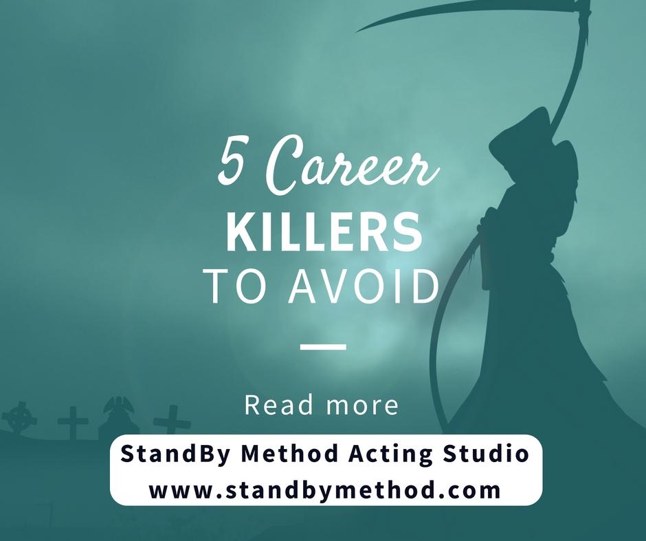5 career killers to avoid