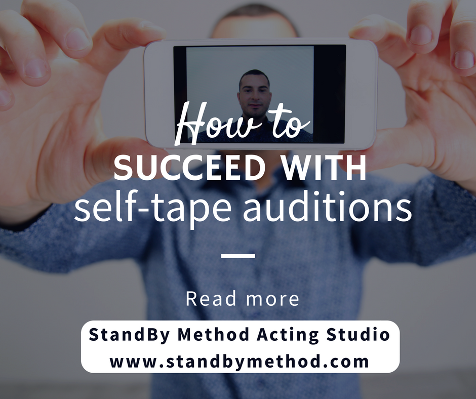 how-to-succeed-with-self-tape-auditions