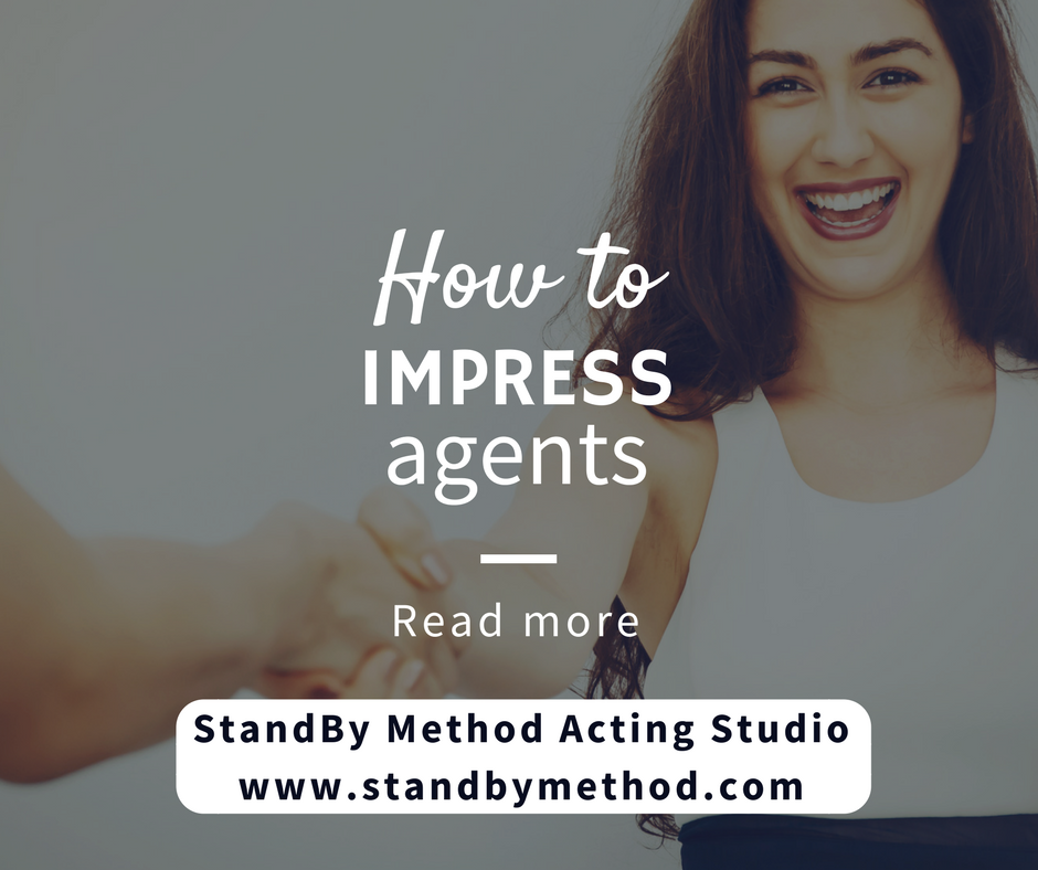 How to impress agents
