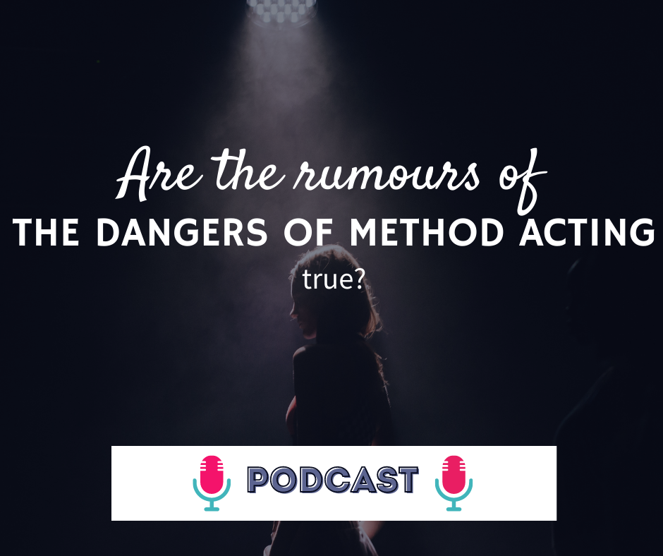 PODCAST Are the rumours of the dangers of method acting true_